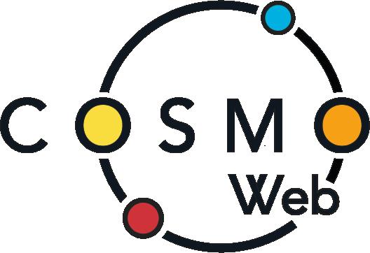 Logo de Cosmo Web